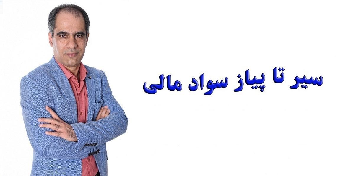کسب درآمد دلخواه با سواد مالی | قوانین پولسازی | سایت مسعودی پور