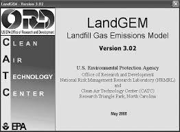 دانلود جزوه آموزشی نرم افزارLandGEM