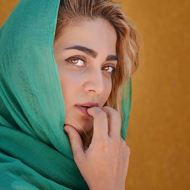 عکس های جدید عارفه معماریان بازیگر نقش دختر محمود نقاش