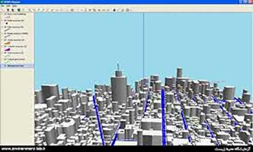 ارزيابي پتانسيل زيست محيطي توسعه صنايع با تاكيد بر آلودگي هوا با نرم افزارADMS