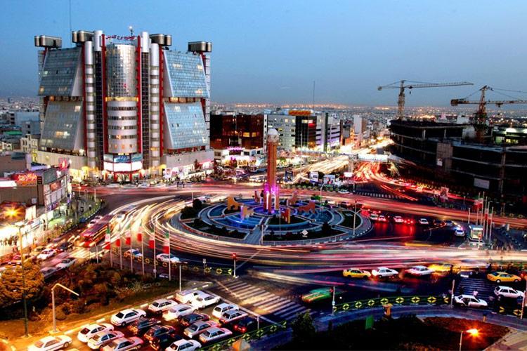 صادقیه، شلو غترین محله در غرب تهران