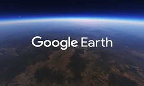 آشنایی با google earth