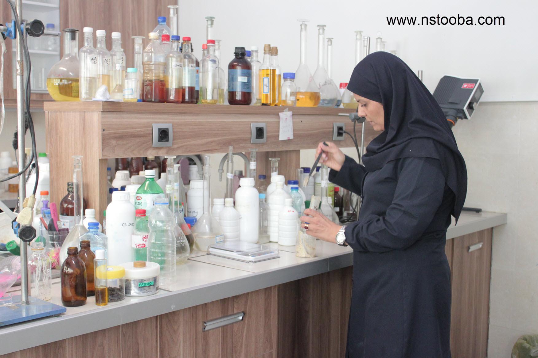 دکتر مریم نگهبان (آزمایشگاه فرمولاسیون آفتکش های گیاهی و غیر شیمیایی