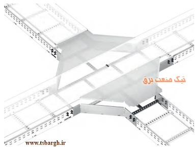 کاتالوگ نردبان کابل گالوانیزه