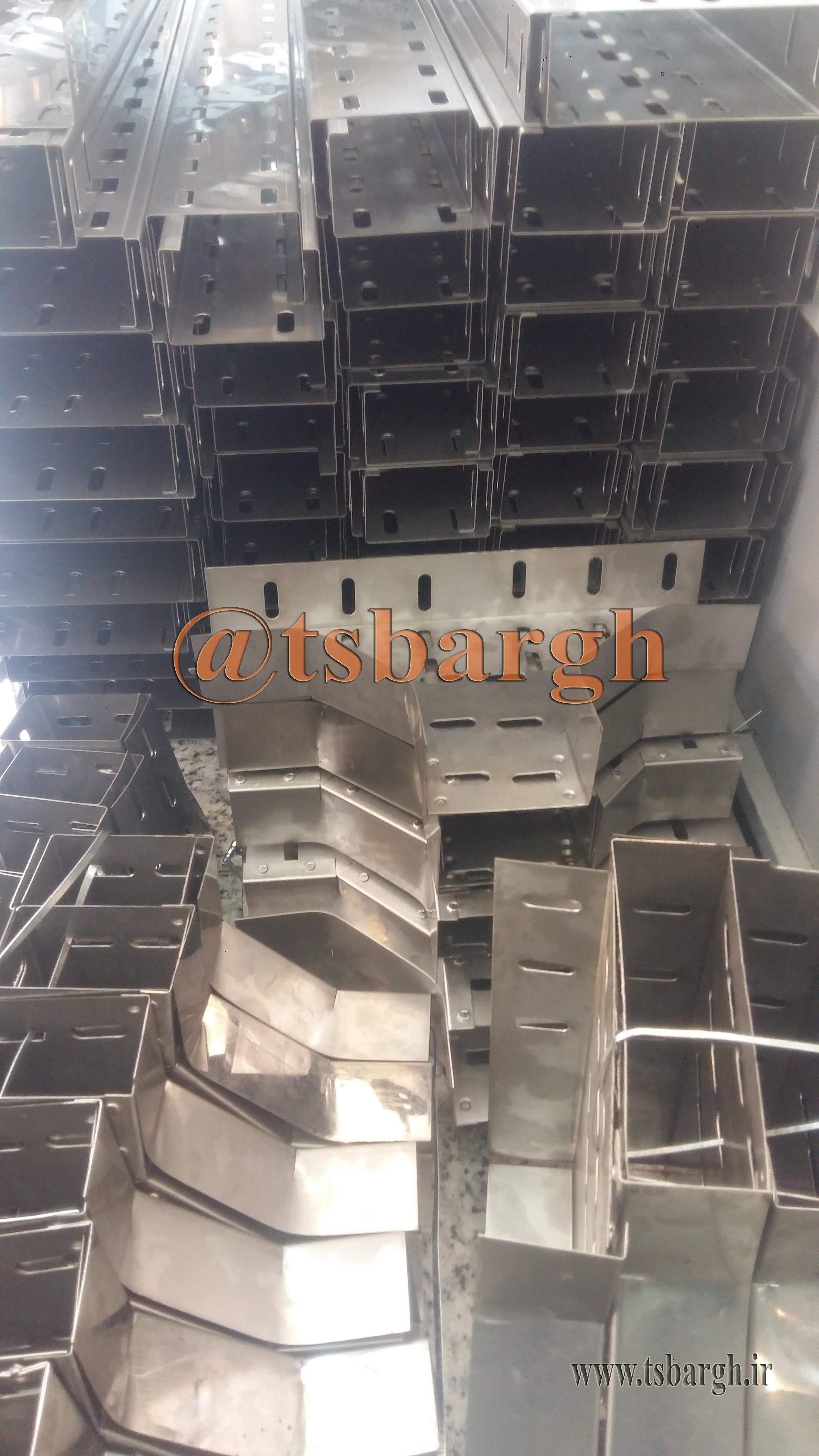 تولید کننده اتصالات سینی کابل گرم
