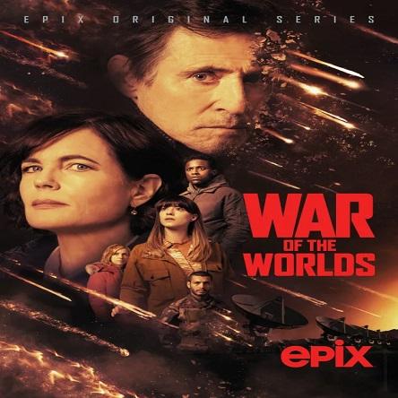 دانلود سریال جنگ دنیاها - War of the Worlds