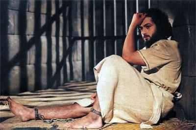 یوسف در آرزوی زندان