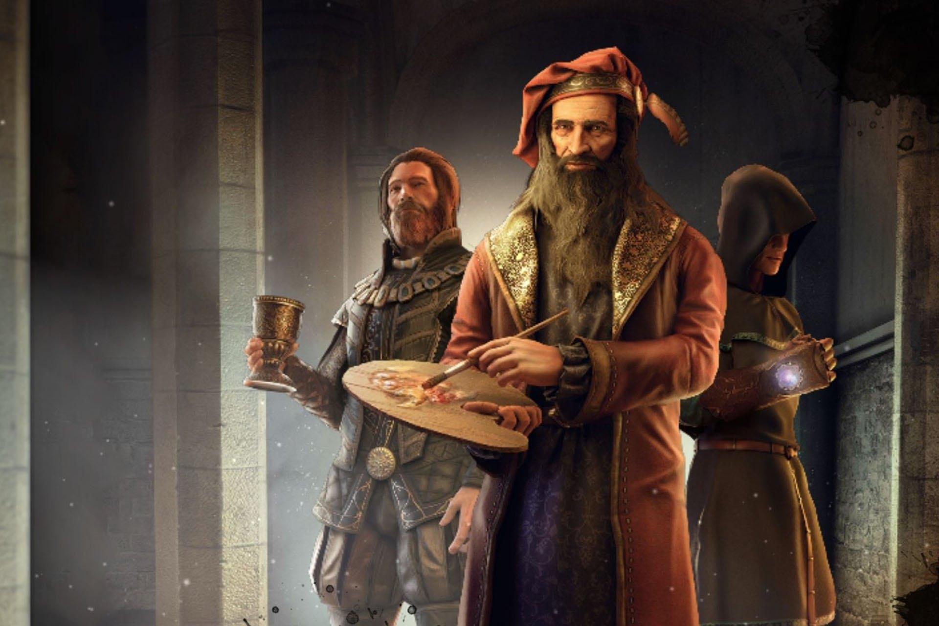 بررسی بازی The House of Da Vinci 2