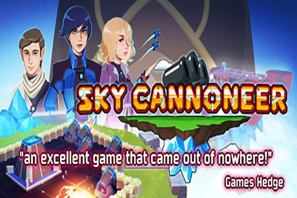 دانلود بازی کامپیوتر Sky Cannoneer