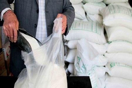 توزیع ۱۸ تن شکر برای تنظیم بازار در آستارا