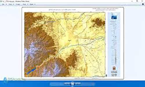 کارتوگرافی GIS؛ راهنمای طراحی نقشه موثر