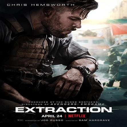 فیلم استخراج - Extraction 2020
