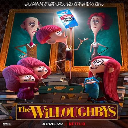 انیمیشن خانواده ویلوبی - The Willoughbys 2020