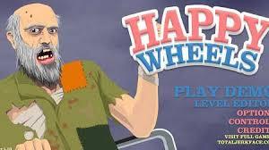 دانلود بازی Happy wheels برای اندروید! (نسخه رسمی)