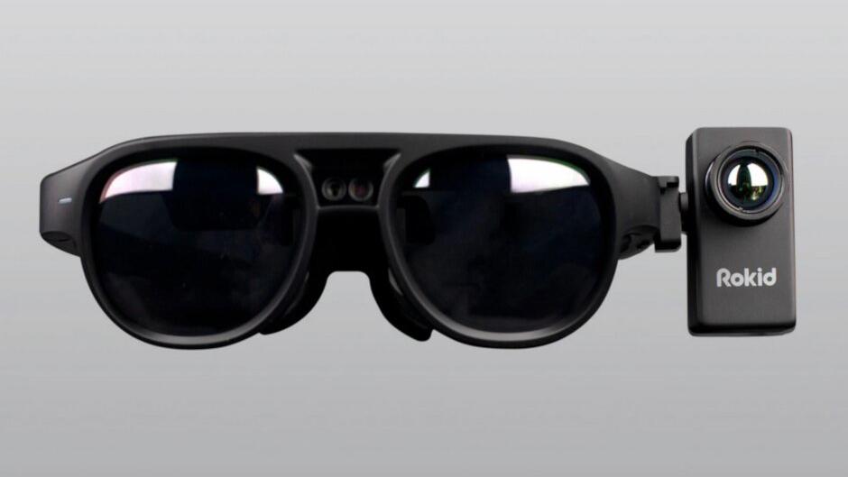 عینکی که دمای افراد را مشخص میکند