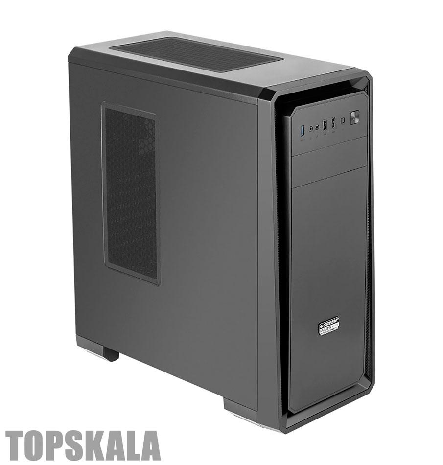 کامپیوتر آکبند AiO H310 گیمینگ - پردازنده intel Core i5-8400 به همراه 4 گیگابایت گرافیک GTX 1050Ti ASUS OC EXP Strix