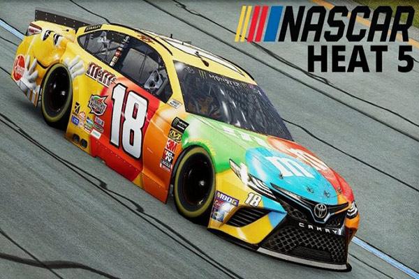 بازی NASCAR Heat 5
