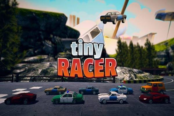 بازی Tiny Racer