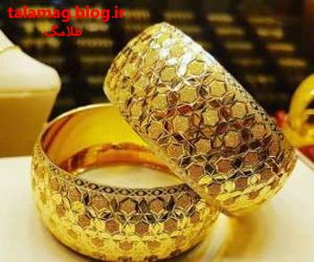 طلای زرد النگو