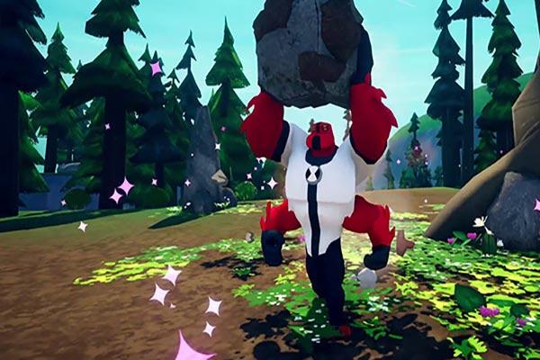 تریلری از گیمپلی بازی Ben 10: Power Trip منتشر شد