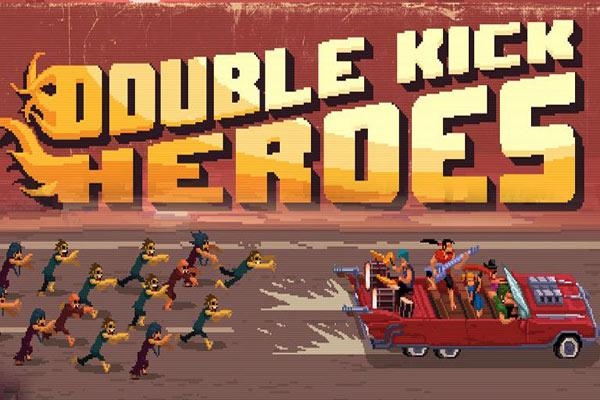 بازی Double Kick Heroes