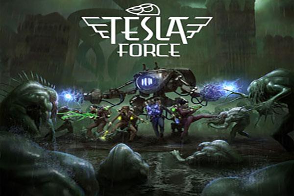 دانلود بازی کامپیوتر نیروی تسلا Tesla Force