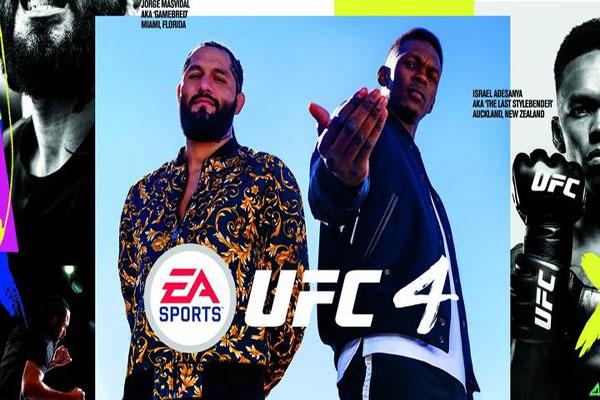 نمرات بازی EA SPORTS UFC 4