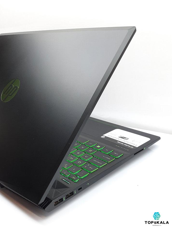 لپ تاپ آکبند اچ پی مدل HP PAVILION GAMING 15 با مشخصات Intel Core i5 9300H - NVIDIA GTX 1650 دارای مهلت تست و گارانتی رایگان/ محصول HP