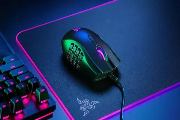 Naga gaming mouse