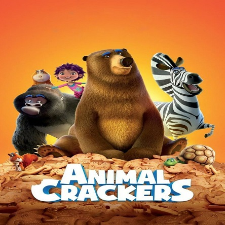انیمیشن Animal Crackers 2017