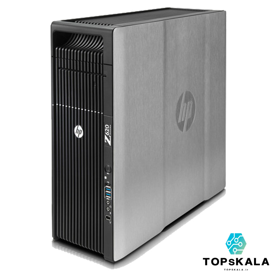 کامپیوتر استوک HP Z620 ورک استیشن با مشخصات CPU Intel Xeon E5 2673 V2-RAM 32GB ECC DDR3 1866-HARD 500GB SSD and 4TB HDD-GPU 8GB nVidia Quadro M4000 - تاپس کالا - PC-Desktop-HP-Z620-workstation-CPU-Intel-Xeon-E5-2673-V2-RAM-32GB-ECC-DDR3-1866-HARD-500GB-SSD-and-4TB-HDD-GPU-8GB-nVidia-Quadro-M4000