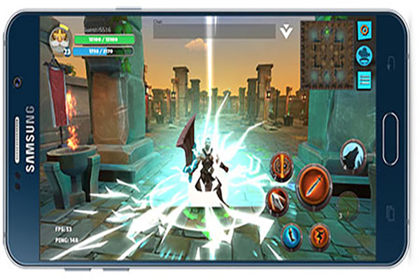 بازی اندروید Knights Life: Hero Defense