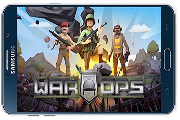 War Ops: WW2 Battle Teams