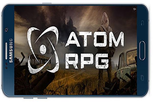 دانلود بازی اندروید ATOM RPG