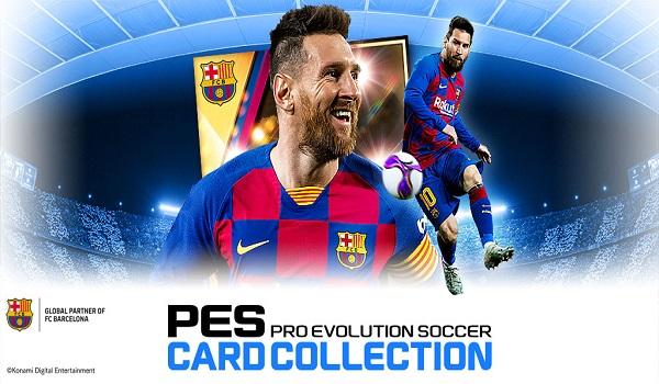 "دانلود PES CARD COLLECTION – بازی ورزشی ""پی اس کارت کالکشن"" اندروید"