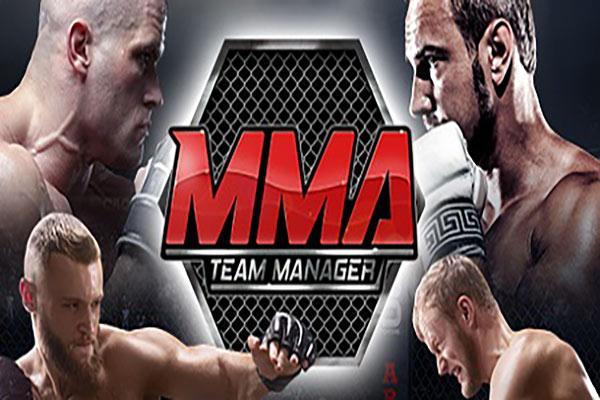 دانلود بازی MMA Team Manager