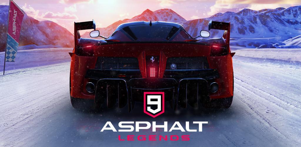 """دانلود Asphalt 9 – بازی اتومبیلرانی خارق العاده """"آسفالت 9"""" اندروید"""