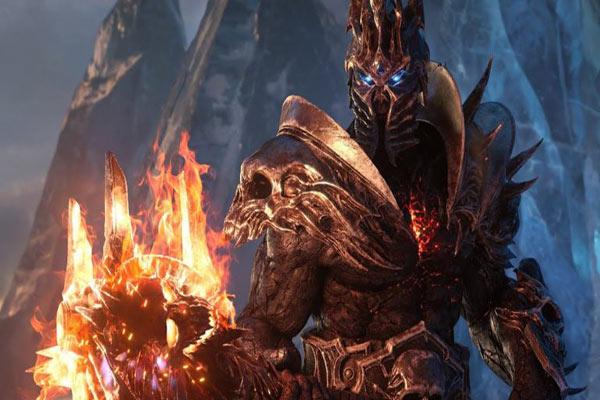 بازی World of Warcraft Shadowlands