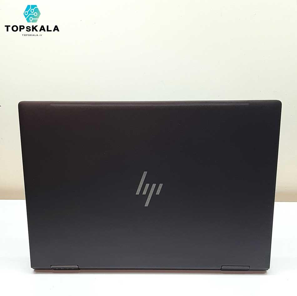 خرید لپ تاپ استوک اچ پی مدل HP ENVY X360 13 با مشخصات AMD Ryzen 7 3700U - AMD RX VEGA 10 دارای مهلت تست و گارانتی رایگان/ محصول HP سال 2019 - 2020