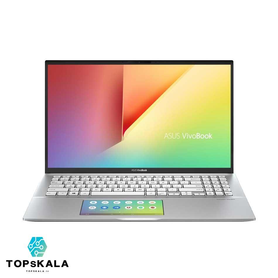 لپ تاپ استوک ایسوس مدل ASUS VivoBook S532Fa - پردازنده Intel Core i7 8565U و گرافیک intel HD 620